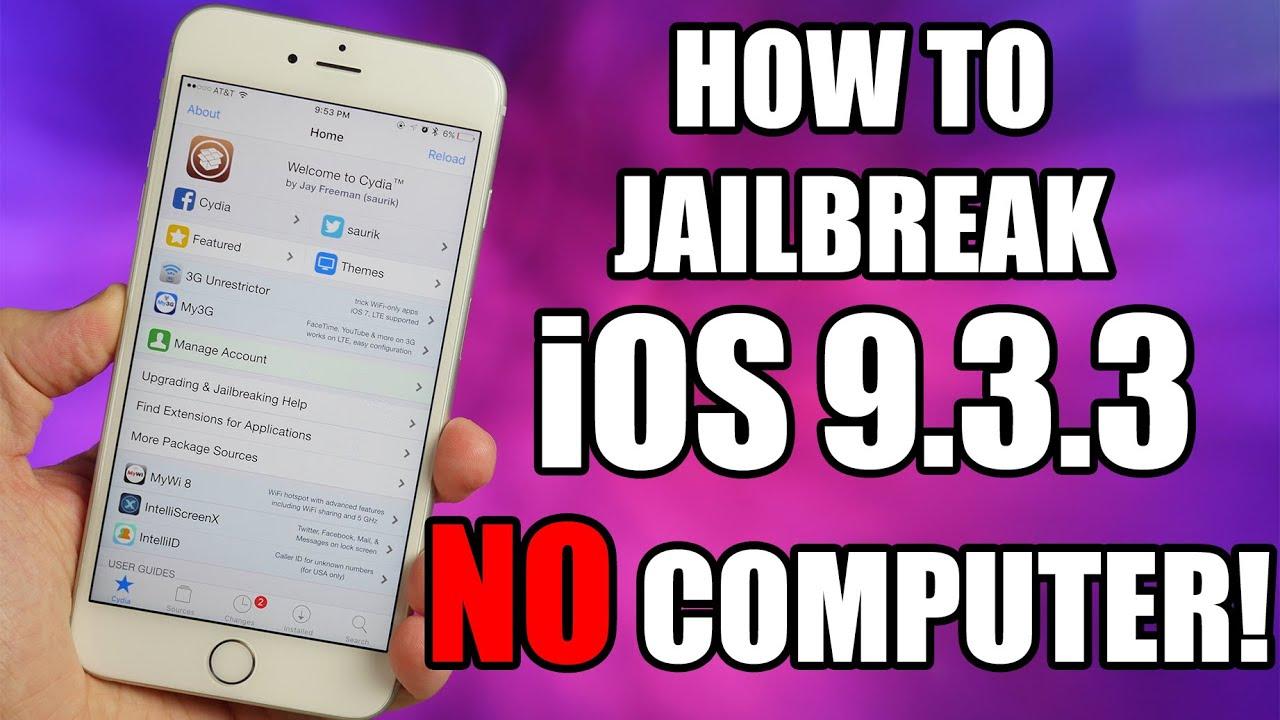 PPHelper App Lets Users Jailbreak iOS 9 3 3 Using Safari
