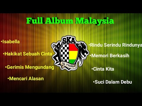 lagu-malaysia-reggae-ska-full-album-2019