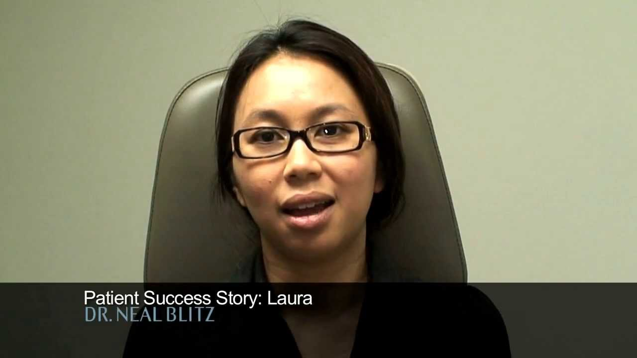 Laura Success Story Dr Blitz Revision Bunion Surgery
