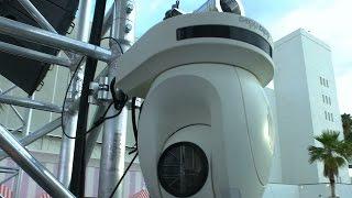 Datavideo 如何將PTZ攝影機安裝在燈架上