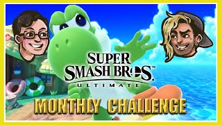 Monthly Challenge - Round 2: Super Smash Bros Ultimate: WHO IS THE BEST YOSHI!