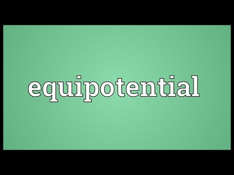 Header of equipotential