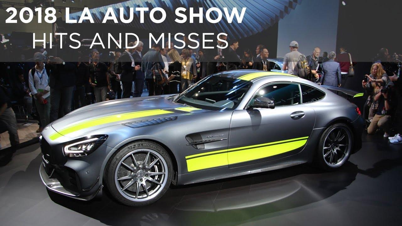 2018 La Auto Show Hitisses Driving Ca