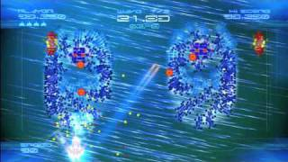CGRoverboard GALAGA LEGIONS DX for Xbox 360 Video Game Review