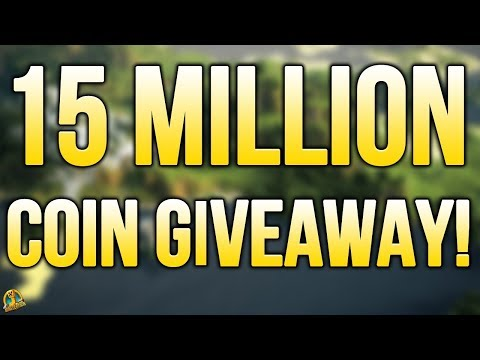 FREE COIN GIVEAWAY AND ACCOUNT GIVEAWAY LIVE...MY UNIQUE ID 2652358440