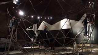 Mimarlığın Ses ve Işık Hali | HAS Mimarlık (Kurulum)
