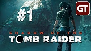 Thumbnail für das Shadow of the Tomb Raider Let's Play