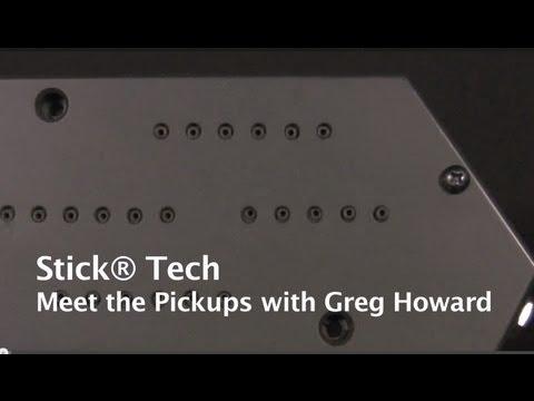 "Stick Tech - ""Meet the Pickups"" with Greg Howard - Stickup/ACTV-2/PASV-4"