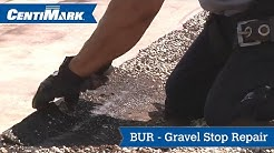 BUR Roof System Gravel Stop Repair | Roof Maintenance | CentiMark