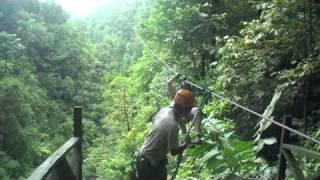Costa Rica - Zip Line