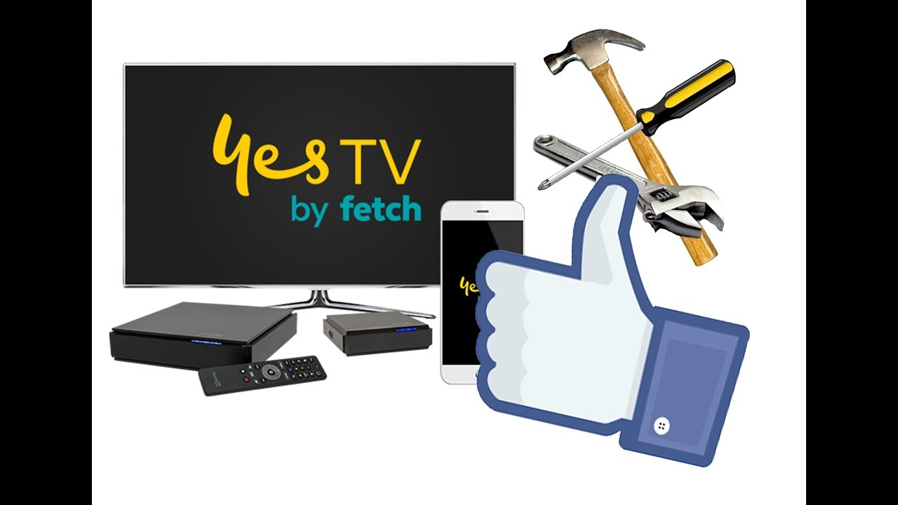 WHAT'S SO GOOD ABOUT FETCH TV?/(reuse TV box)