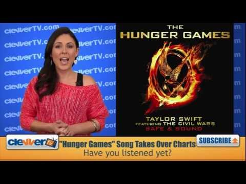 'The Hunger Games' Soundtrack To Feature Taylor Swift, The Civil Wars & More