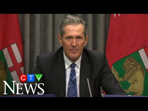"""Pallister: """"If you don't think COVID-19 is real, right now, you are an idiot"""""""
