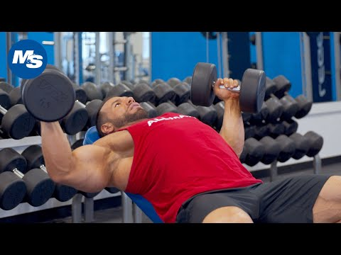 3 Exercises to Target the Upper Chest w/ Steve Kuclo