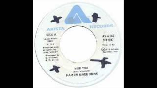 Northern Soul - Harlem River Drive - Need You - Arista