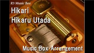"""Hikari/Hikaru Utada [Music Box] (PS2 """"Kingdom Hearts"""" Theme Song)"""