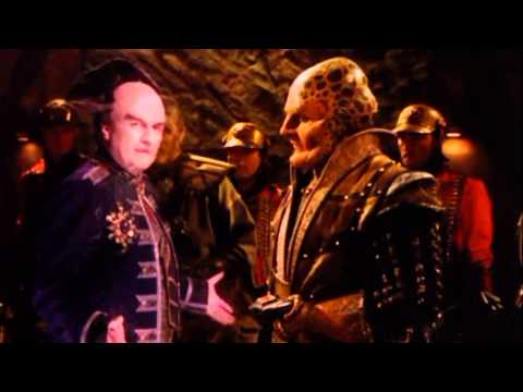 Babylon 5 Londo sets a trap for Refa