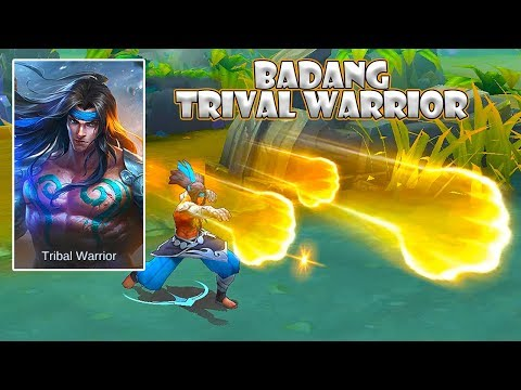 New Hero   Trival Warrior   Badang   Mobile Legends: Bang Bang