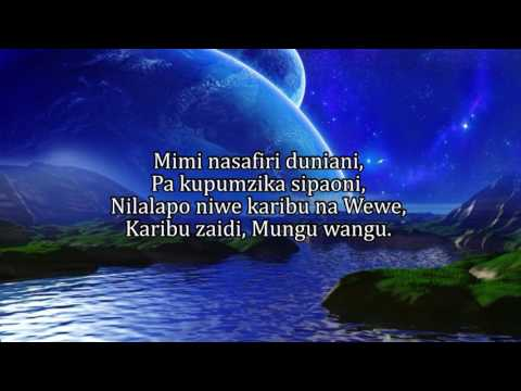 KARIBU NA WEWE By Msanii Records Chorale