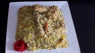 Video Chicken Dum Biryani recipe | homemade restaurant-style spicy dum biryani recipe | white rice recipe- download MP3, 3GP, MP4, WEBM, AVI, FLV November 2017