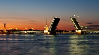Прогулка по Питеру с Николаем Мишиным: История разводных мостов Санкт -Петербурга -Троицкий мост