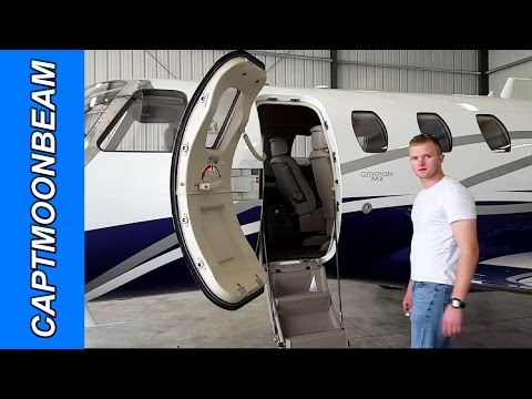 Flying The Citation M2 Private Jet With Olen, Pilot Vlog 126