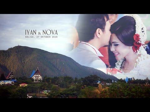 Iyan & Nova - Pernikahan Tradisi Batak Toba