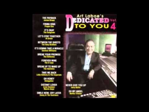 Art Laboe's Dedicated To You Vol. 4