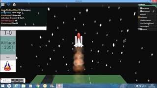 STS-85 - STS-Aspiration - ROBLOX NASA Mission