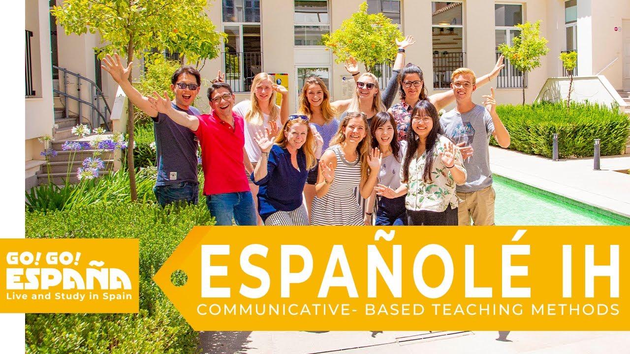 Learn Spanish In Valencia At Españolé International House By Go Go