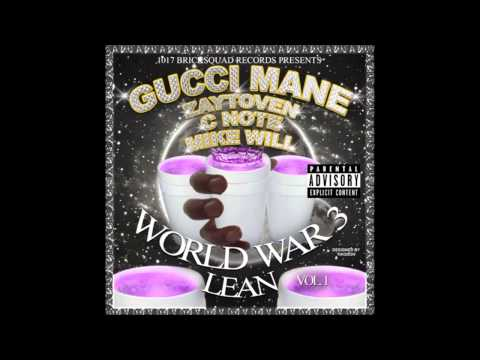 Gucci Mane - Confused ft. Future (World War 3Lean)
