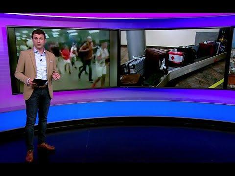 فيديو| فوضى بمطار محمد الخامس بالدار البيضاء بسبب إضراب عمال نقل الأمتعة  - نشر قبل 13 ساعة