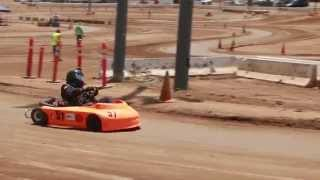 Kart Racing So Cal Oval Karters