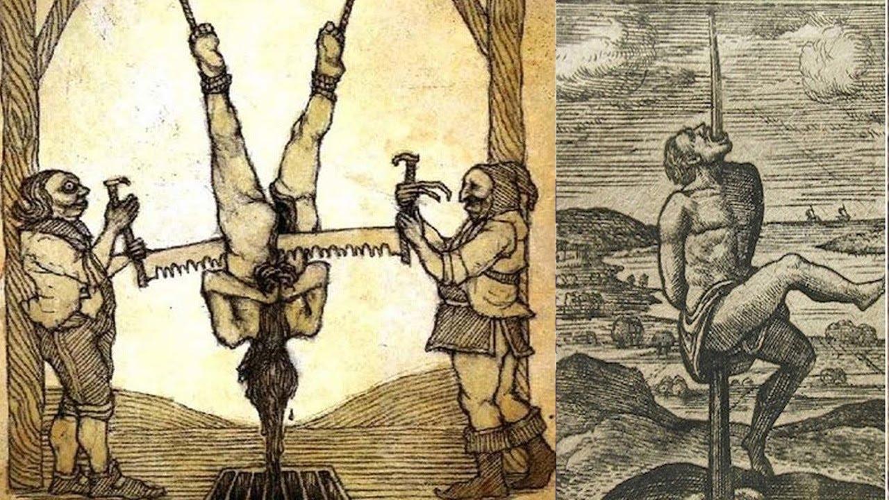 Duniya Mai Saza E Maut Dene Ke Mukhtalif Treky Corporal Punishment In Ancient Times