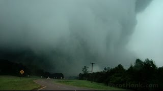 MASSIVE MISSISSIPPI TORNADO - April 28, 2014