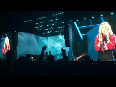 Lady Gaga - The Cure at Coachella 2017