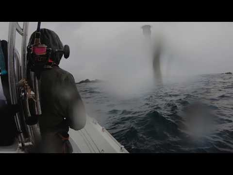 Eddystone Bass Fishing , Edge Of The Storm . Bass Fishing With Hard Lures On Zen2