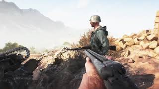 Battlefield V Glitch - Tank Accident