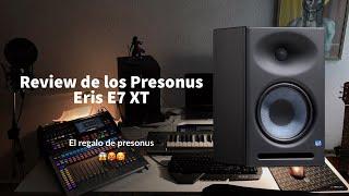Review Eris E7 XT (Regalo de PreSonus)