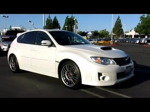 2013 subaru impreza wrx sti hatchback sacramento roseville. Black Bedroom Furniture Sets. Home Design Ideas