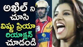 pora pove anchor vishnu priya love to akhil akkineni akhil akkineni hitting 3 sixes in 3balls