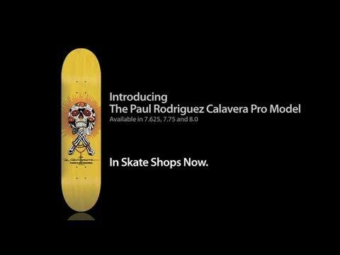Plan B Paul Rodriguez Calavera commercial