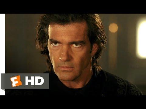 The Legend of Zorro (2005) - Unmasking Zorro Scene (6/10) | Movieclips