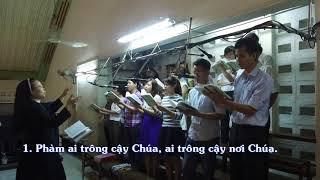 Con Nâng Tâm Hồn Lên - Xuân Thảo - CNMV 1B