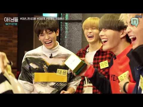 ENG] NCT 127 NIMDLE - Pillow Quiz #9: Mark - YouTube