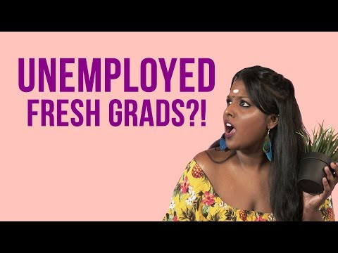 4 Reasons Why Malaysian Fresh Grads Are Unemployed | NANDINI SAYS