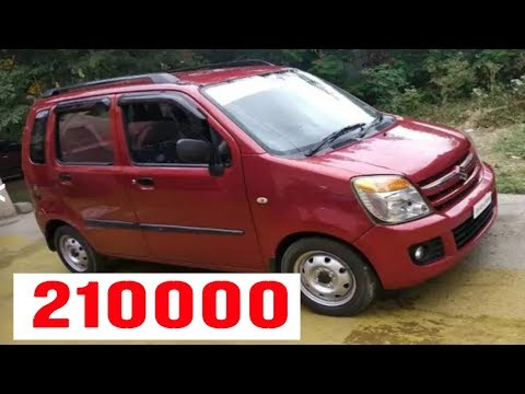 Maruti Suzuki Wagon R Second Hand Car Sales in Tamilnadu|Wagon R Used Car Sales in Tamilnadu