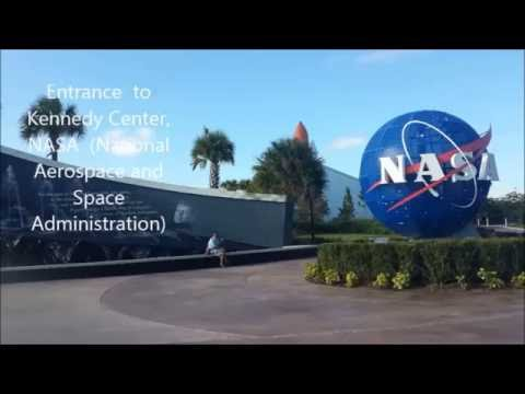 NASA Kennedy Centre EPCOT Magic Kingdom,OrlandoFinal,part6USA tour