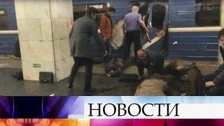 После взрыва все станции Петербургского метрополитена закрыты. Эвакуация пассажиров завершена.