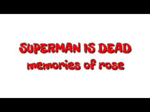 SUPERMAN IS DEAD - Memories of rose (cover chipmunk)